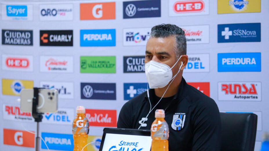 Héctor Pity Altamirano elogió al Cruz Azul