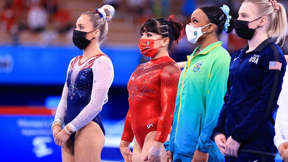 Alexa Moreno cuarto lugar Juegos Olimpicos Tokyo 2020
