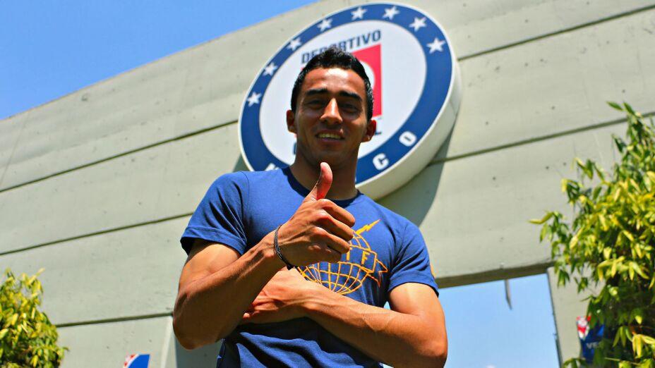 Rafael Baca dijo que si Cruz Azul no gana el título sería un fracaso