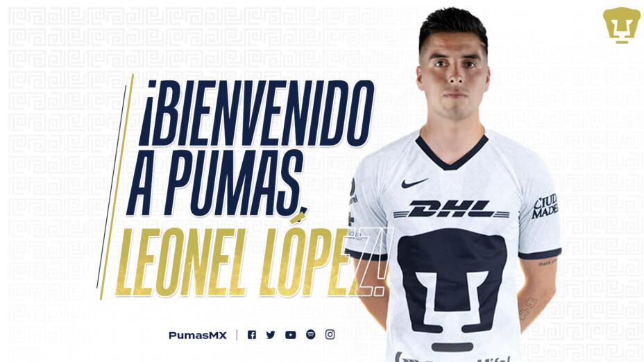 Leonel López Pumas