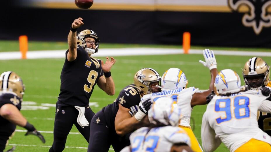 Drew Brees, Santos de Nueva Orleans