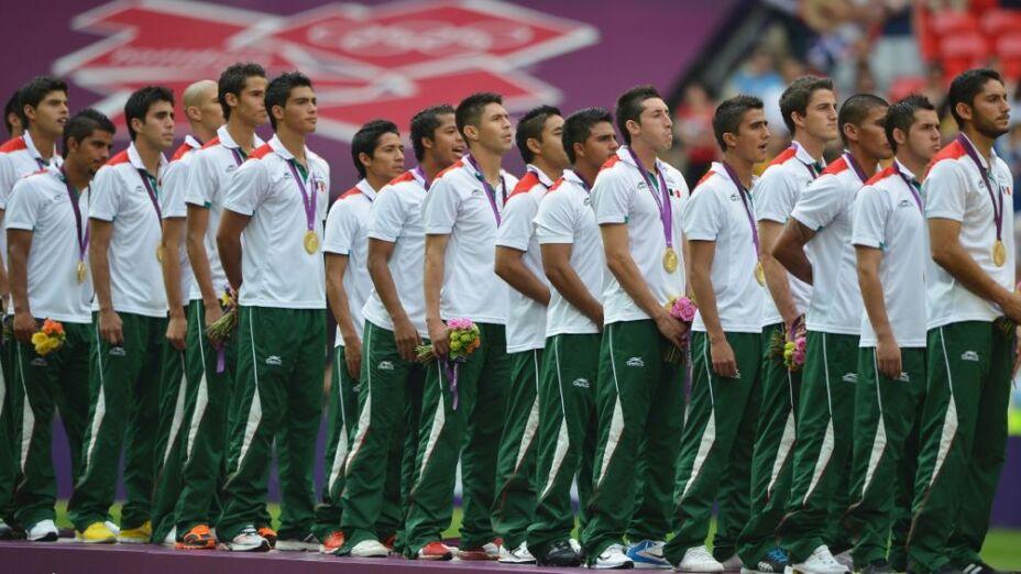 Mexico medalla