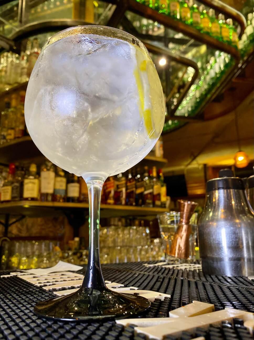 salon rios gin