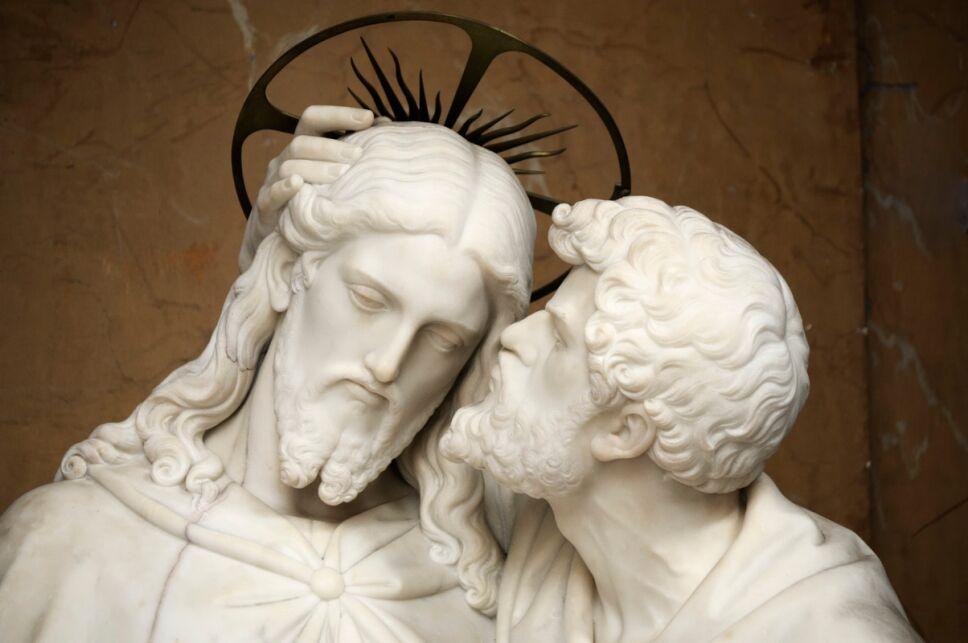 Traición de Judas a Jesús