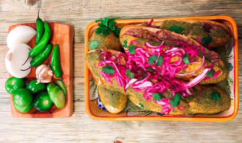 torta ahogada, cocineros mexicanos