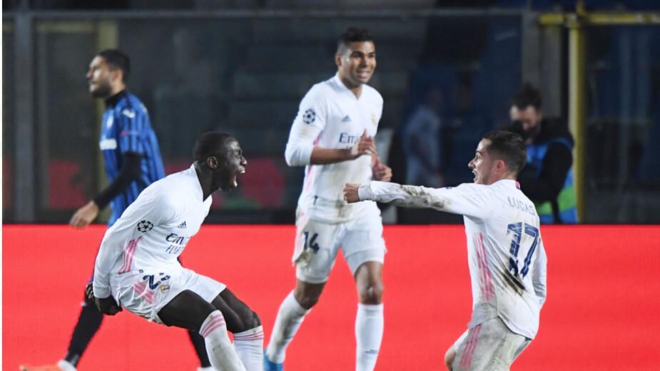Con un golazo y polémica, el Real Madrid le ganó al Atalanta