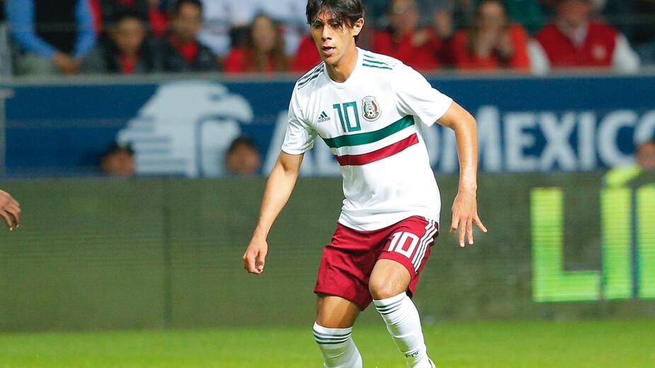 José Juan Macías lidera lista de la Selección Azteca para el Preolímpico
