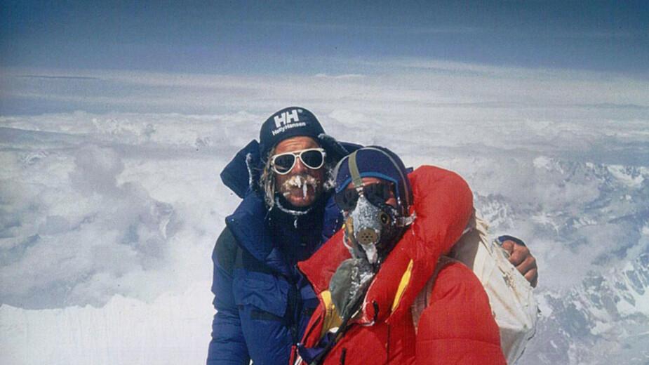 Scott Fischer, Everest