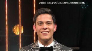 Carlos Torres finalista de La Academia