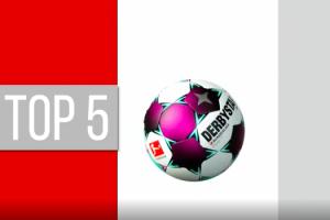 Bundesliga Top 5 Alemania