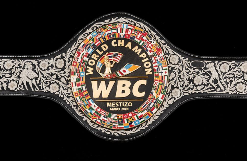 Cinturón mestizo del Consejo Mundial de Boxeo