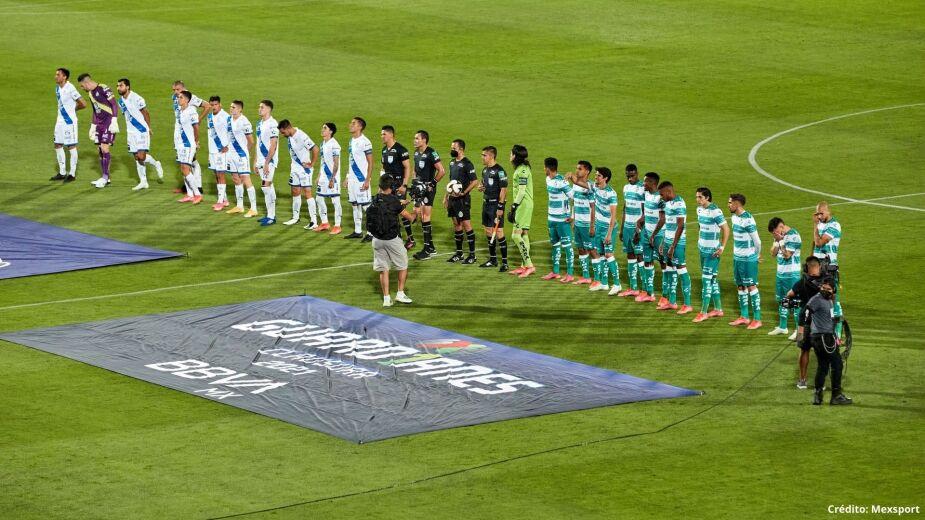 Santos vs Puebla Semifinales Ida Liga MX