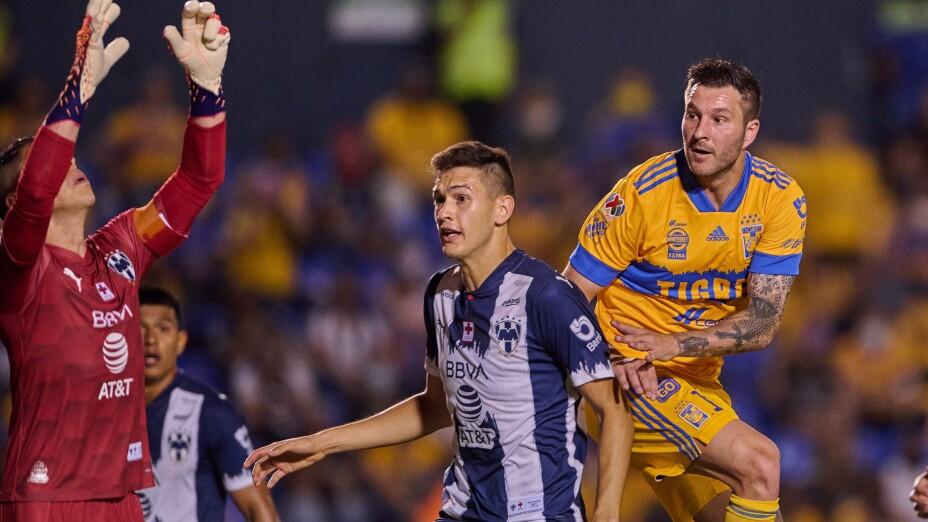 Liga BBVA MX Clausura GUARD1ANES 2021 Tigres UANL vs Monterrey