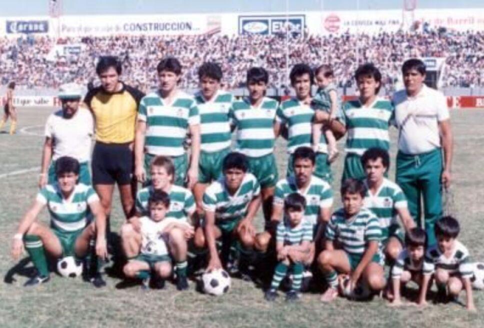 Santos fue fundado en 1983