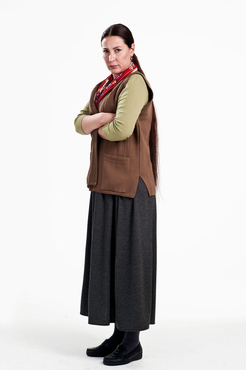 Zehra Yilmaz, El Secreto de Feriha