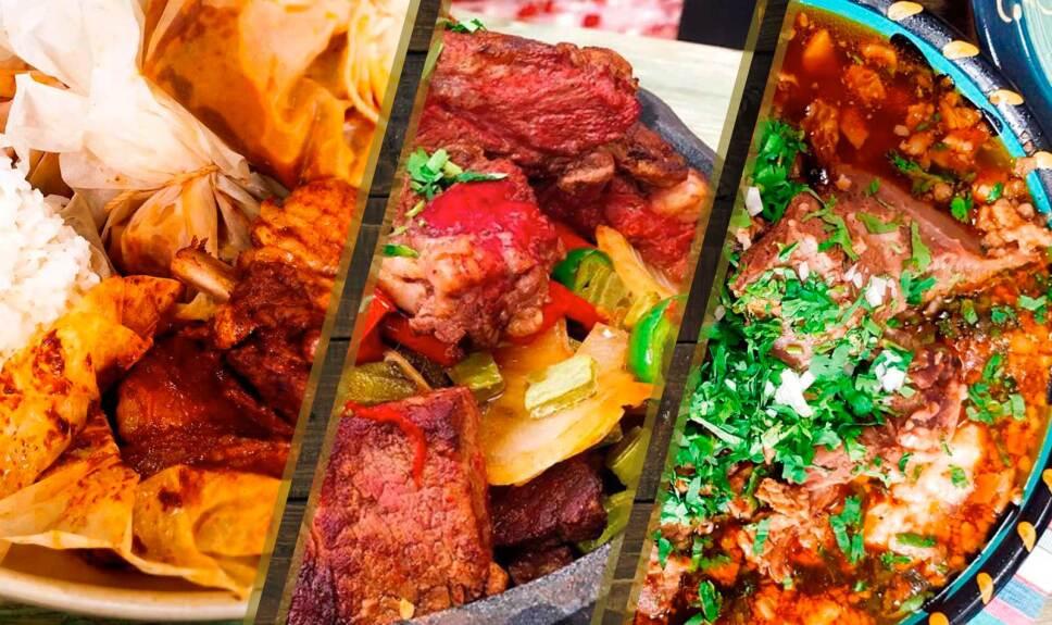 Recetas con carne de res