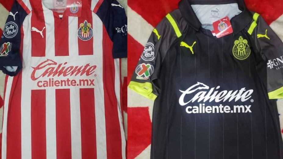 Jerseys de Chivas para el Apertura 2021