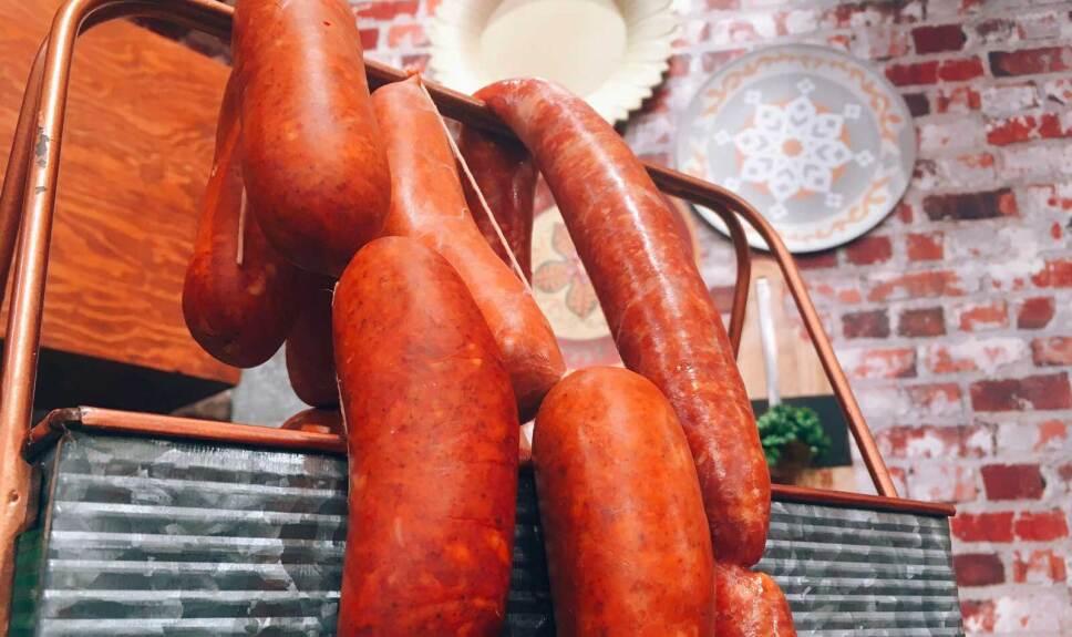 Receta Chorizo en casa Cocineros Mexicanos