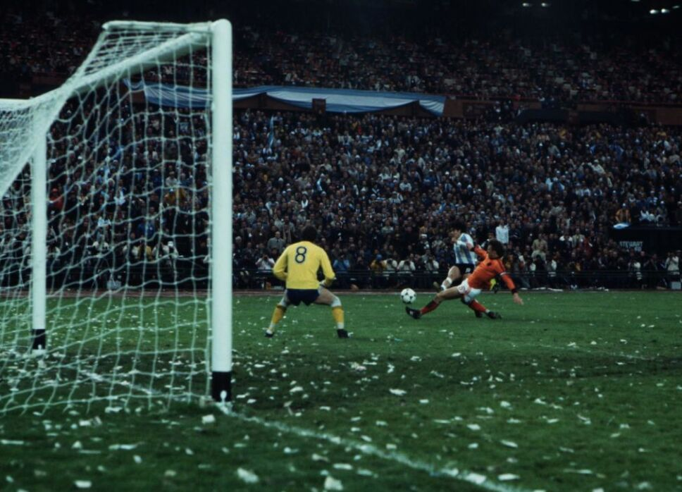1978 es un año inolvidable para Argentina