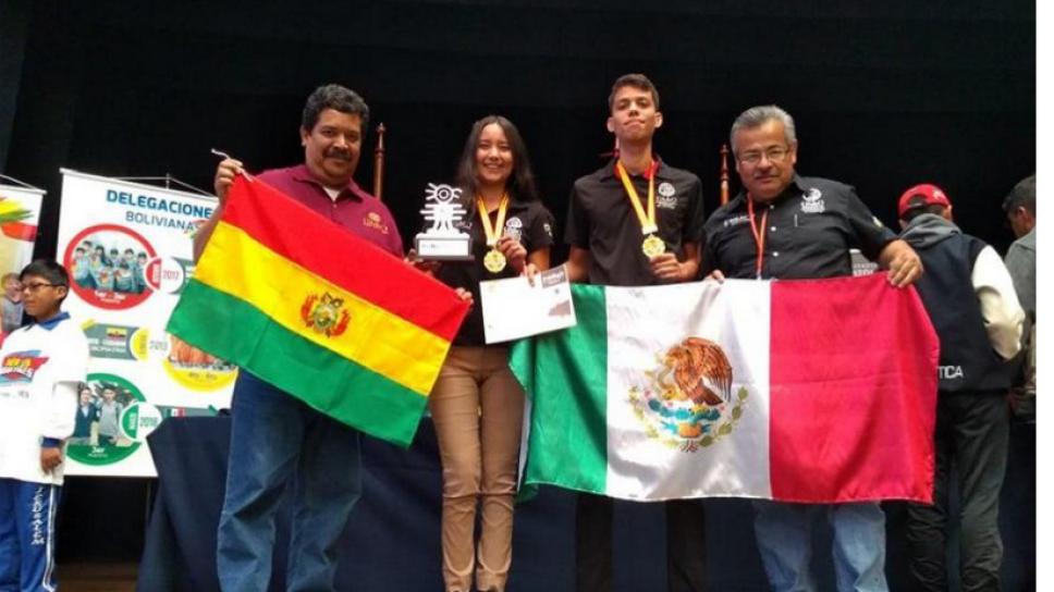 ganadores en Bolivia