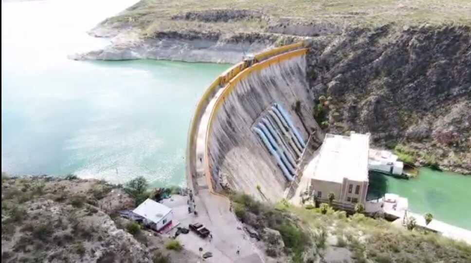 Grupo político causó severos daños en la presa La Boquilla: CFE