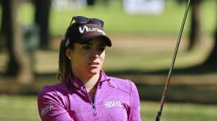 Gaby López finalizó top 25 en Escocia