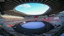 Inauguración Juegos Olímpicos Tokyo 2020