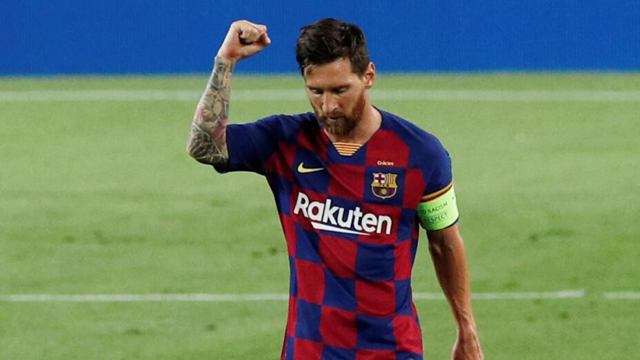 Messi rebasa nuevamente a Cristiano Ronaldo