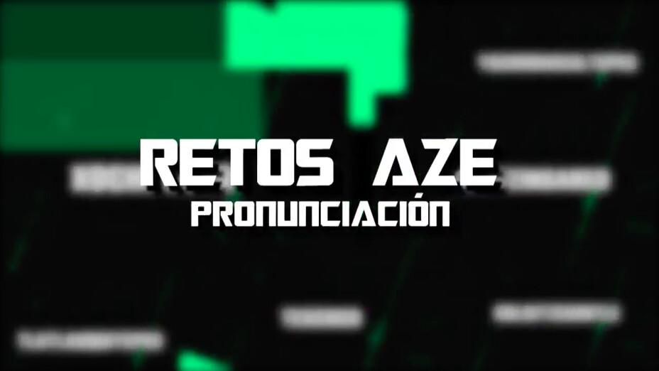 Reto Azteca esports Pronunciacion