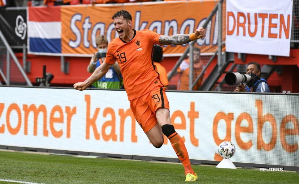 La selección de los Países Bajos