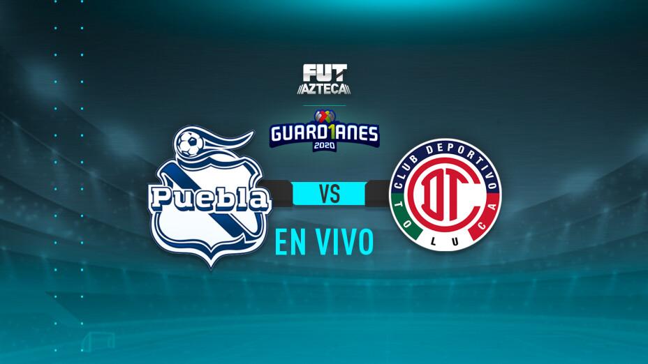 Puebla vs Toluca