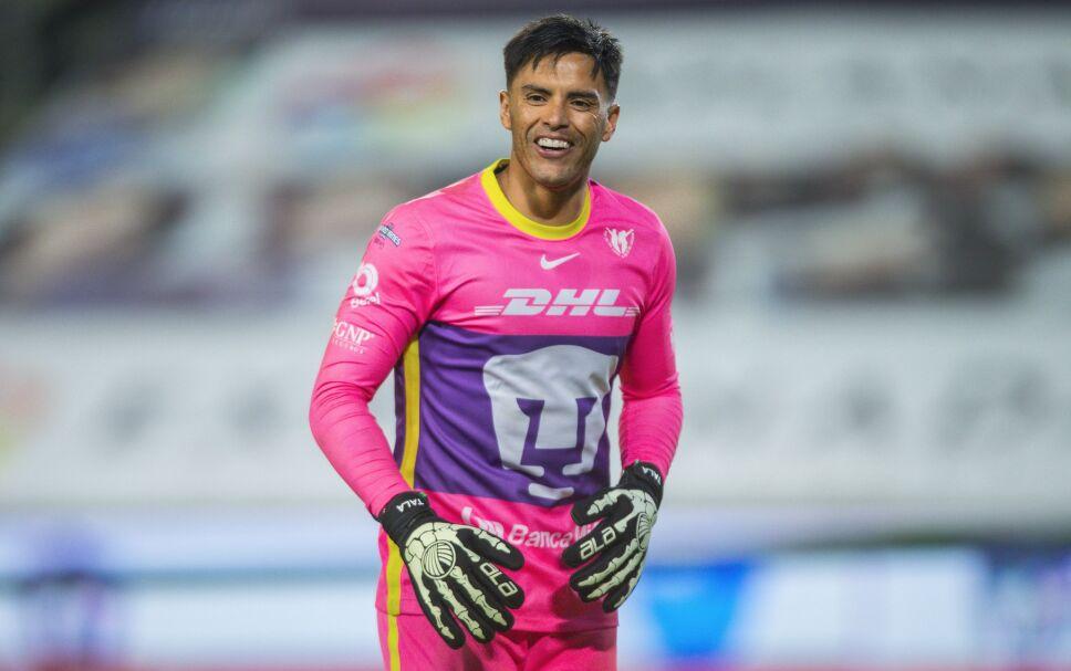 Alfredo Talavera cree que Pumas será campeón en Guardianes 2021
