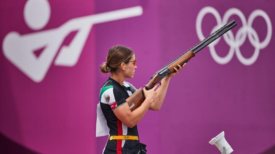Gabriela Rodríguez en los Juegos de Tokyo 2020