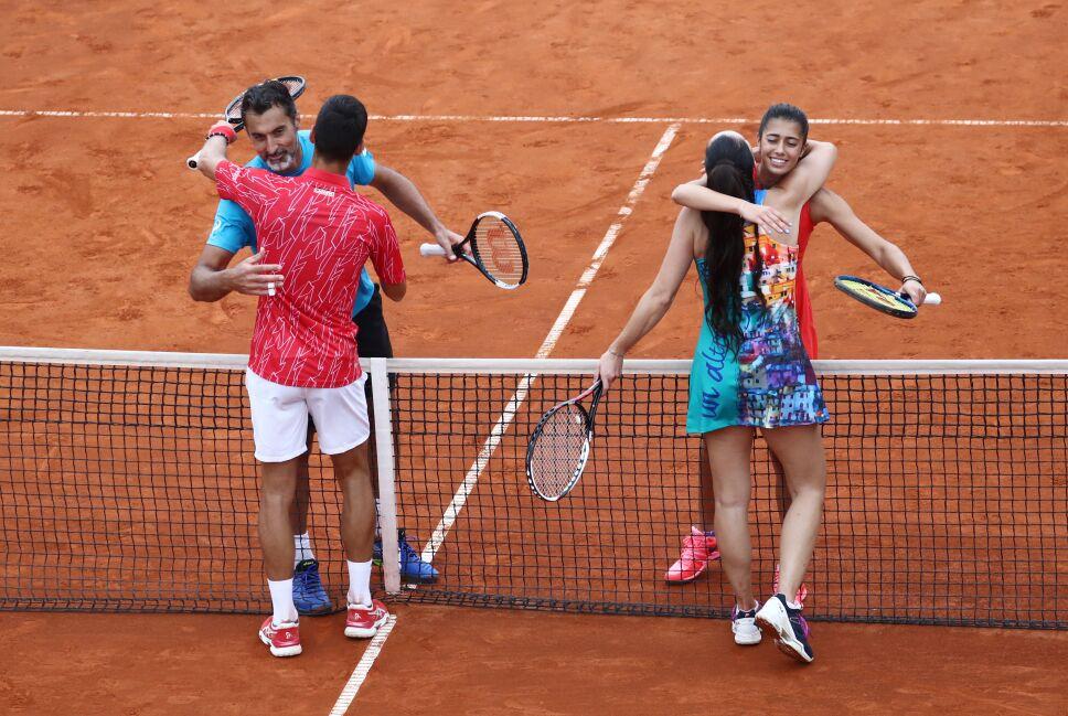 ¡Regresó el Tenis con el Adria Tour desde Belgrado!