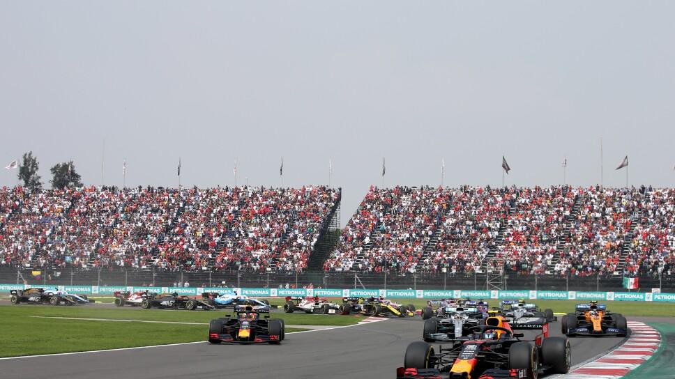 ¿Cuántas carreras de F1 se correrán en 2020?