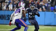 Derrick Henry, corredor de los Titans de la NFL