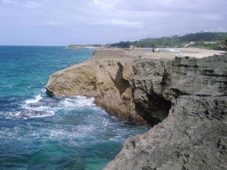 Playa Jobos Isabela Puerto Rico Foto Especial