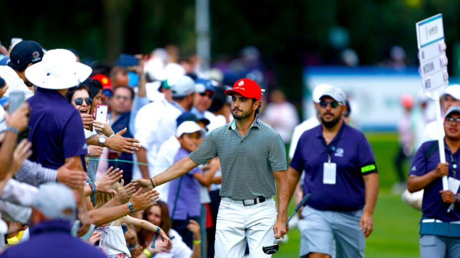 Los golfistas mexicanos Carlos Ortiz y Abraham Ancer jugarán en Texas