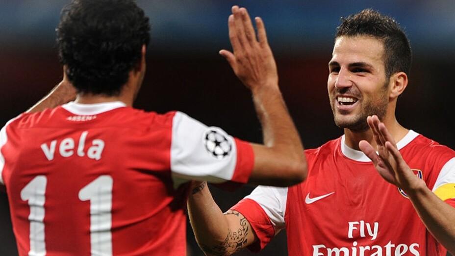 Carlos Vela Arsenal