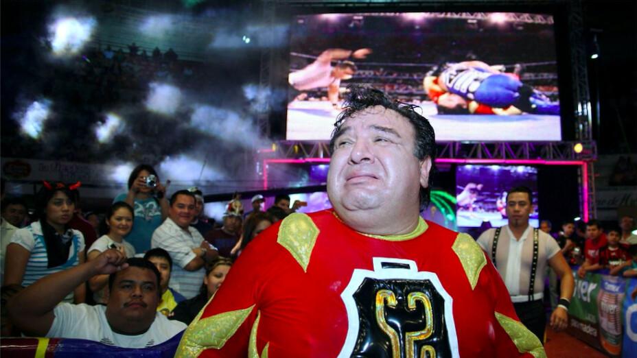 Muere Super Porky Lucha Libre