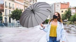 El cubrebocas podría dejar de protegernos cuando está mojado
