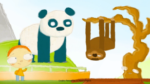 Henry conocio una panda