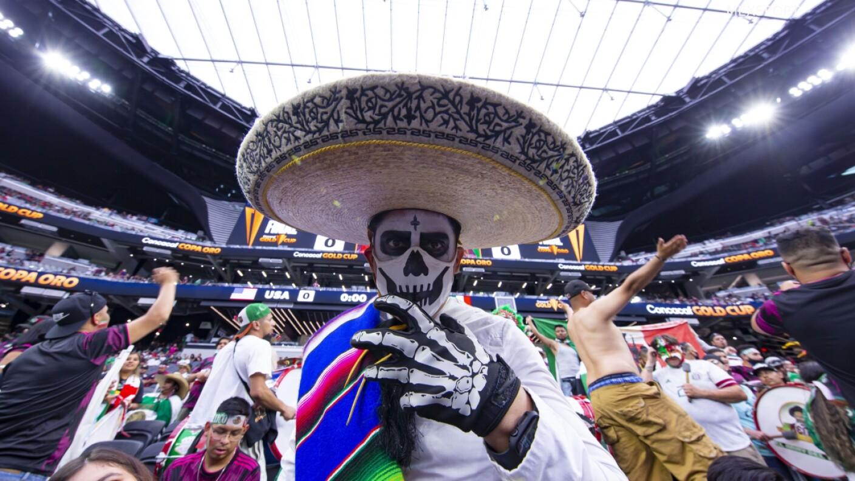México vs Estados Unidos en la final de Copa Oro