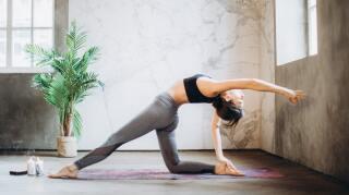 Rutinas de yoga para iniciar el día
