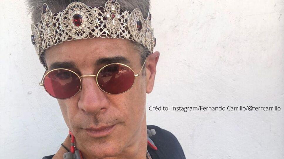 Fernando carrillo foto en Instagram