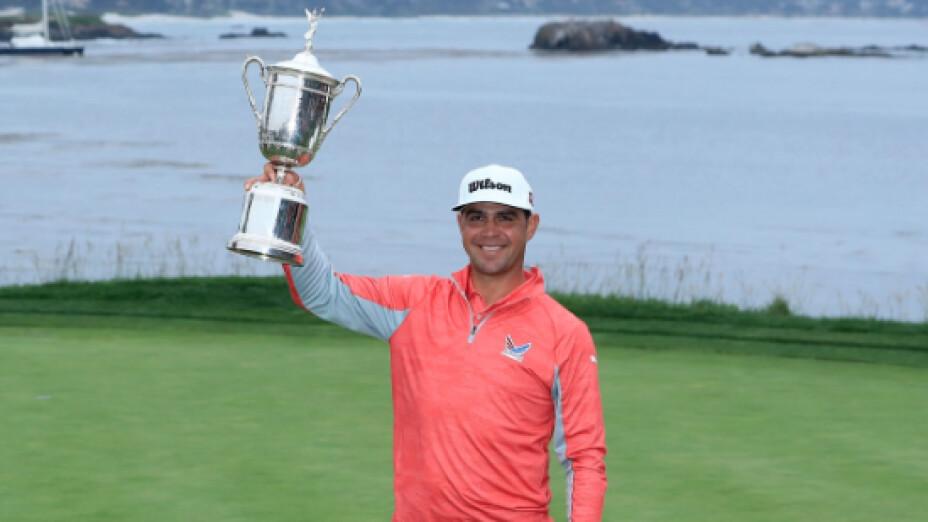 El estadounidense Gary Woodland ganó el US Open en 2019