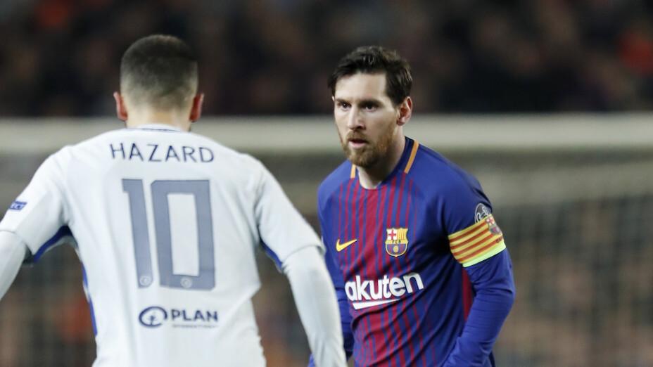 """Eden Hazard está a nivel de Lionel Messi!: 'Loco' Gatti"