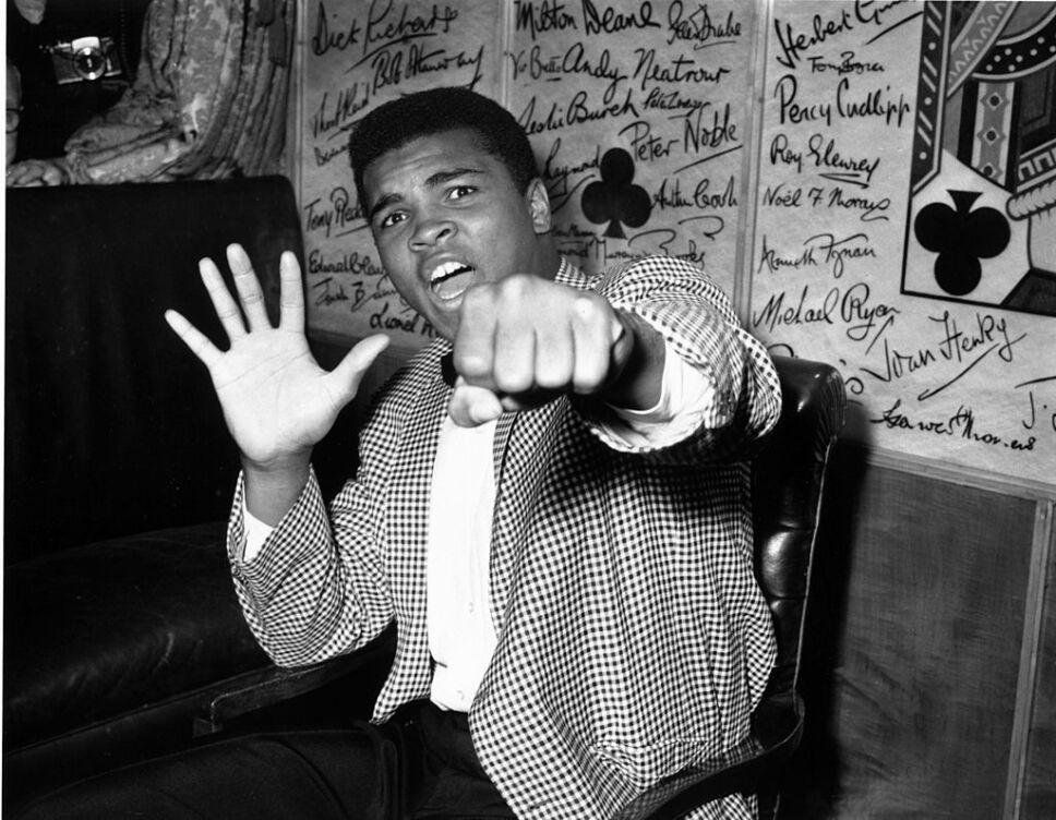 Muhammad Ali fue una figura a nivel social