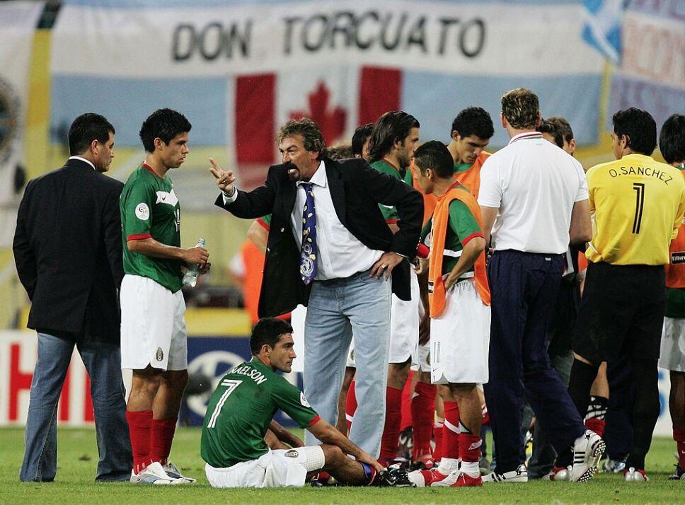 Ricardo La Volpe dejó escuela en el futbol mexicano