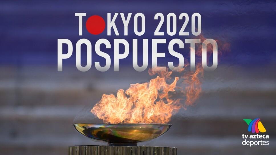 Juegos Olímpicos de Tokyo suspendido